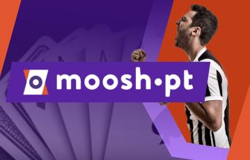 Tipos de apostas desportivas disponíveis na Moosh