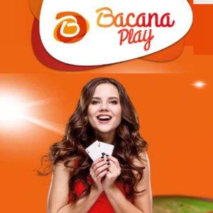 Bónus de boas-vindas Bacana Play