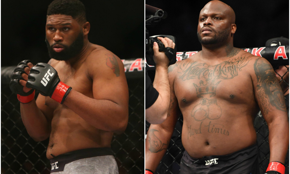 Curtis Blaydes vs. Derrick Lewis – UFC Fight Night 185 – odds de apostas