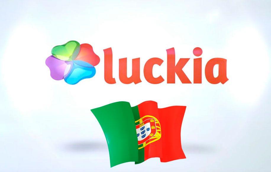 Código Promocional na Luckia Portugal