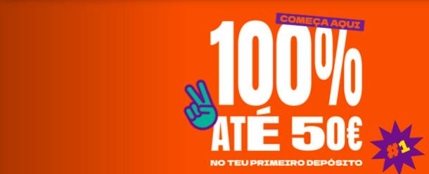 Promoções Betano Portugal 2021 As promoções da Betano para Portugal em 2021 podem ser das mais variadas e envolver créditos de bónus, rodadas grátis ou simplesmente maiores chances de ganhar algo. Exceto pelos bónus que envolvem depósitos, as ofertas podem ser utilizadas de forma concomitante nas apostas desportivas ou no casino.  Promoções da Betano para Apostas Desportivas Bónus de boas-vindas: Todo novo jogador tem direito a um bónus de depósito de 100% a partir de 10€ e até o máximo de 50€. O requisito de 5x é cumprido ao colocar apostas com odds superiores a 2.00. Roda da Betano: Promoção da Betano exclusiva que pode conceder tanto apostas grátis quanto rodadas grátis no casino online. Superodds: Bónus de boost de odds que está entre as promoções da Betano mais populares para 2021. Todos os dias, alguns jogos recebem odds especiais ao terem a margem da casa zerada, o que aumenta os lucros possíveis. Cash Out: Reduza os riscos ao solicitar o encerramento da aposta previamente ao encerramento do jogo.  Promoções de Casino na Betano Bónus do casino: Para aqueles que se registam e preferem o casino às apostas desportivas, pode-se obter 100% de bónus até ao valor máximo de 200€ e mais 25 rodadas grátis no Starburst da NetEnt. Ofertas diárias: Todos os dias, os jogadores podem competir nas promoções da Betano que dão prémios variados, tais como rodadas grátis. Torneios: Competições que utilizam os principais jogos slot do site para que os jogadores compitam entre si. Os prémios podem ser bónus e até dinheiro real. Bónus de rodadas grátis: Em dias específicos da semana, pode-se ganhar de 25 a 100 rodadas grátis com um depósito.